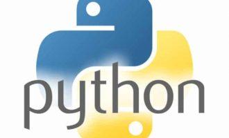 Introduction au langage python